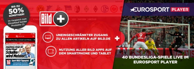 eurosport player bundesliga