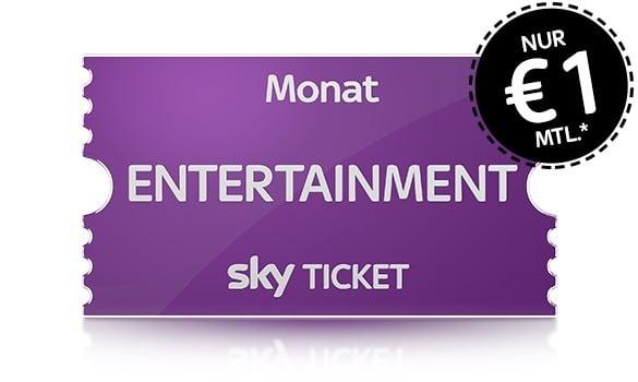 Sky Ticket Kundenservice