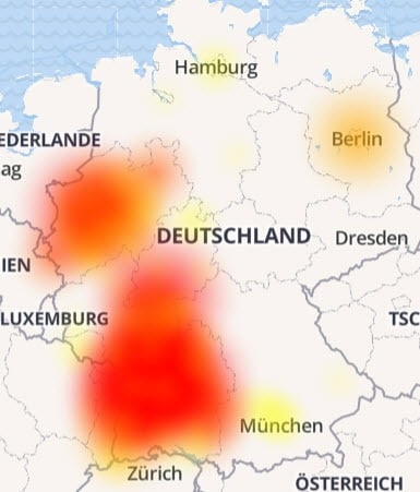 Unitymedia Störung Karlsruhe Aktuell