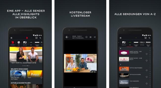 Prosieben App Kostenlos