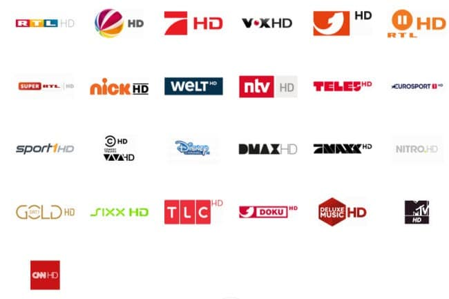 Telekom Entertaintv Sat Fernsehen über Satellit Und Internet