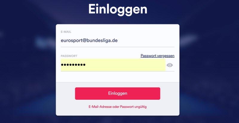 Eurosport Login