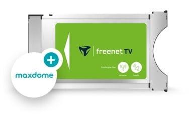 freenet tv entertainment paket inklusive maxdome ci modul. Black Bedroom Furniture Sets. Home Design Ideas