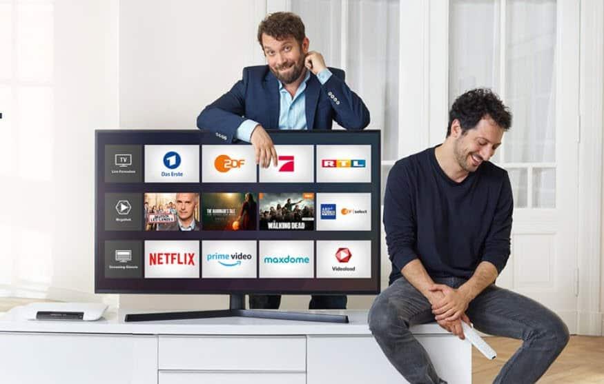 Magentatv Tv Sender Ab 795 Auch Ohne Telekom Anschluss Streamen