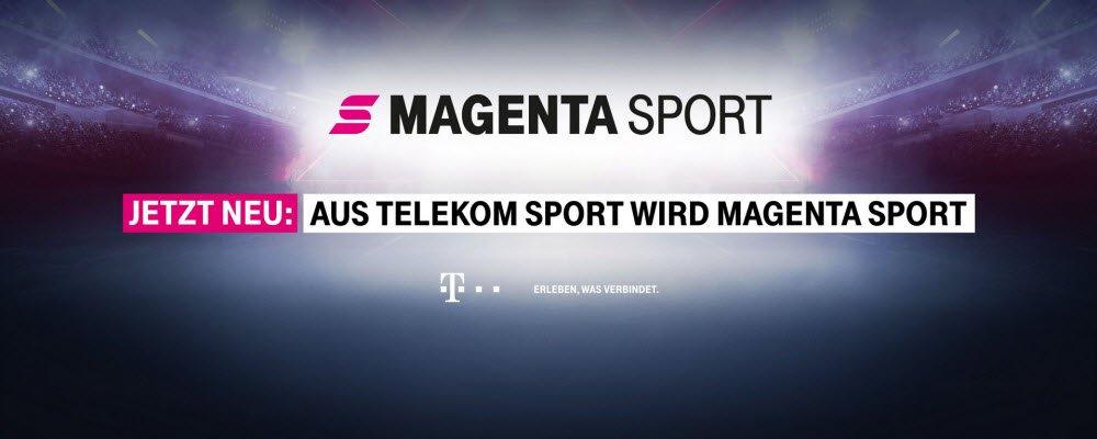 Magenta Sport Telekom Live Sport Kostenlos Und überall
